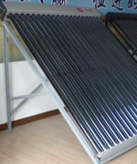 Manifold Solar Collector